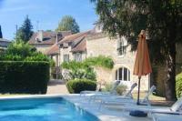 gite Saint Pey de Castets The Mill at Montcaret with pool