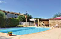 gite Pont Saint Esprit Nice home in Montclus w Outdoor swimming pool, WiFi and Outdoor swimming pool