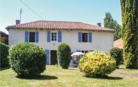gite Ambernac Amazing home in Montembouef w WiFi and 4 Bedrooms