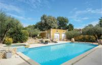 gite Maillane Stunning home in Montfrin w Outdoor swimming pool and 3 Bedrooms