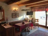 gite Puy Saint Vincent Appartement Montgenèvre, 2 pièces, 6 personnes - FR-1-445-126
