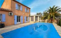 gite Beauvoisin Awesome home in Montignargues w Outdoor swimming pool, Outdoor swimming pool and 3 Bedrooms