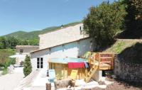 gite Nyons Holiday Home Montjoux with Fireplace I