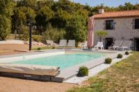 gite La Gaubretière Gîte La Grange 5 personnes proche du Puy du Fou avec piscine