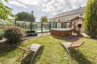 gite Seuilly Holiday home Rue Saint-Maximin - 2