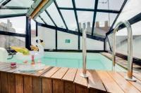 gite Saint Hilaire de Clisson Nocnoc Villa The Paradise avec Piscine - Nantes Centre