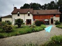 gite La Coquille Gite les musaraignes à Nantheuil 1 ou 2 chambres en fonction du nombre de personnes