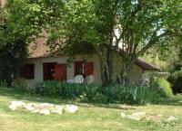 gite La Celle Condé Gîte op camping Le Bonhomme