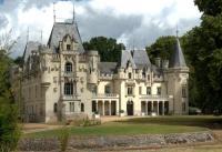 gite Brain sur Allonnes Chateau de Salvert - Gites
