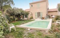 gite Sainte Valière Amazing home in Nissan Lez Enserune w Outdoor swimming pool, WiFi and Outdoor swimming pool