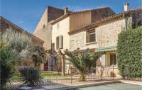 gite Espondeilhan Beautiful home in Nissan les Enserune w Outdoor swimming pool, WiFi and 4 Bedrooms
