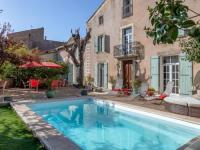 gite Montlaur Elegant Holiday Home in Olonzac with Private Swimming Pool