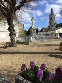 gite Le Lude Loire Village House