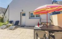 gite Guiler sur Goyen Two-Bedroom Holiday Home in Penmarc'h