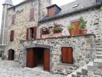 gite Saint Flour Gite 3 clefs Peyrusse Cantal