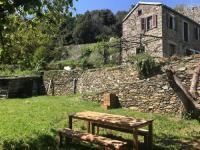 gite Piedicorte di Gaggio Maison de charme Corse sauvage
