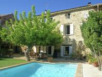 gite Pont Saint Esprit Quaint Holiday Home with Private Pool in Piolenc France