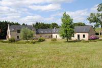 gite Caurel Cottage La Bécasse