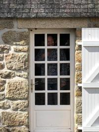 gite Plozévet Haus unter bretonischem Horizont