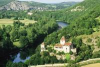 gite Jugeals Nazareth Pomayrede Chateau Sleeps 16 Pool Air Con