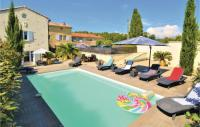 gite Goudargues Amazing home in Pont Saint Esprit w Outdoor swimming pool, WiFi and 4 Bedrooms