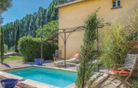 gite Mornas Two-Bedroom Holiday Home in Pont Sanit Esprit