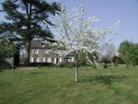 gite La Boussac La Foulonnière : Maison de charme dans la campagne du Mont-Saint-Michel