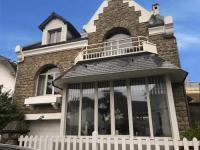 gite Missillac Jolie villa en pierres avec vue sur l'Océan à Pornichet et la baie de la Baule