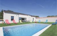 gite Truinas Stunning home in Portes en Valdaine w Outdoor swimming pool, Outdoor swimming pool and 4 Bedrooms