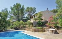 gite Lamalou les Bains Amazing home in Prades sur Vernazobre w Outdoor swimming pool, WiFi and Outdoor swimming pool