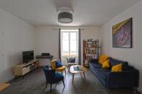gite Tréguennec Maison de ville 120 m2 + patio 3mn à pied de la cathédrale.