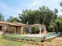 Location de vacances Lyon Ferienhaus mit Pool Régusse 130S