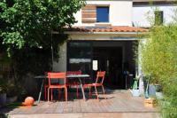 gite Vallet Grande Maison, jardin et PK gratuit bord de Loire
