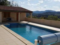 gite Lamalou les Bains Luxurious Holiday Home in Roquebrun with Swimming Pool