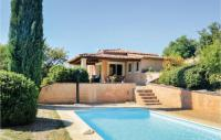 gite Viens Three-Bedroom Holiday Home in Roussillon