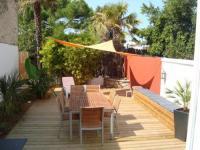 gite Vensac Maison de ville Royan centre - Meublé tourisme 4 étoiles