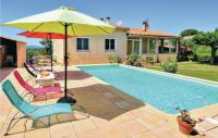 gite Pont Saint Esprit Awesome home in St André d'Olérargues w Outdoor swimming pool, Outdoor swimming pool and 3 Bedrooms