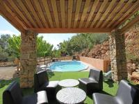 gite Aups Country holiday home in Provence with private pool and garden
