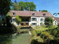 gite Chartronges Moulin de Saint Augustin - Gîte