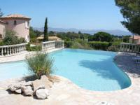 gite Grimaud Saint-Aygulf Villa Sleeps 8 Pool WiFi