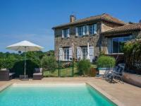 gite Cadalen Gorgeous Holiday Home in Saint-Beauzile with Private Pool