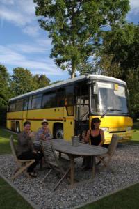 gite Grand Laviers Baie de Somme Bus