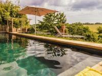 gite Salagnac Farm with Detached Guest House in Vars-sur-Roseix with Pool