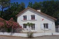 gite Paimboeuf Une grande villa dans les pins, entre Loire et Océan