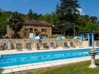 gite Fumel Maison De Vacances - Blanquefort-Sur-Briolance