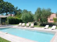 gite Mougins Ferienhaus mit Pool St. Cezaire-sur-Siagne 110S