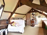 gite Le Dézert Cozy Holiday Home in Saint-Clair-sur-l'Elle with Garden