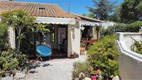 gite Le Barcarès One-Bedroom Holiday Home With Garden Residence Les Reales - REA 53