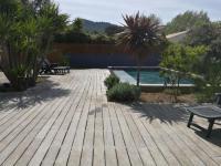 gite Auriol Villa piscine à 5mn de la plage, 4 chambres jusqu à 9 personnes