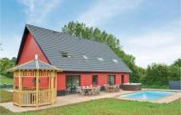gite Mouriez Amazing home in Saint-Denoeux w Jacuzzi, Heated swimming pool and 4 Bedrooms